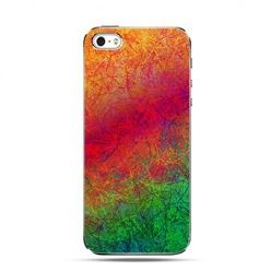 Etui na telefon kolorowy gradient.