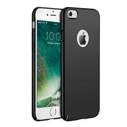 Etui na telefon iPhone 7 - Slim MattE - Czarny.