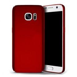 Etui na telefon Samsung Galaxy S7 - Slim MattE - Czerwony.