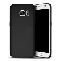 Etui na telefon Samsung Galaxy S6 - Slim MattE - Czarny.