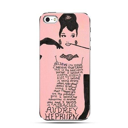 Etui Audrey Hepburn pink