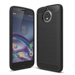 Etui na Motorola Moto G5s - bumper Neo CARBON - Czarny.