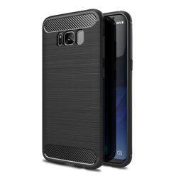 Etui na Galaxy S8 - bumper Neo CARBON - Czarny.