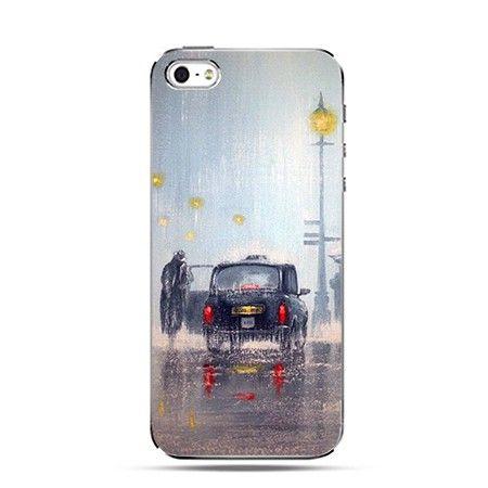 Etui Londyn w deszczu