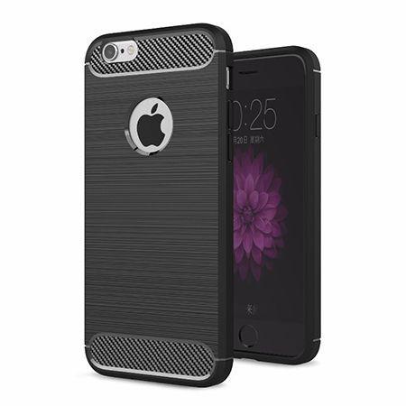 Etui na iPhone 5 / 5s - bumper Neo CARBON - Czarny.