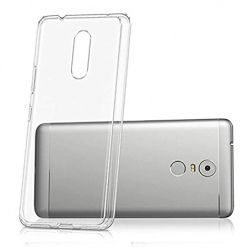 Etui na Xiaomi Redmi Note 4X - silikonowe, przezroczyste crystal case.