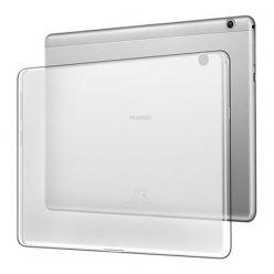 Huawei MediaPad T3 10 - silikonowe, przezroczyste crystal case.