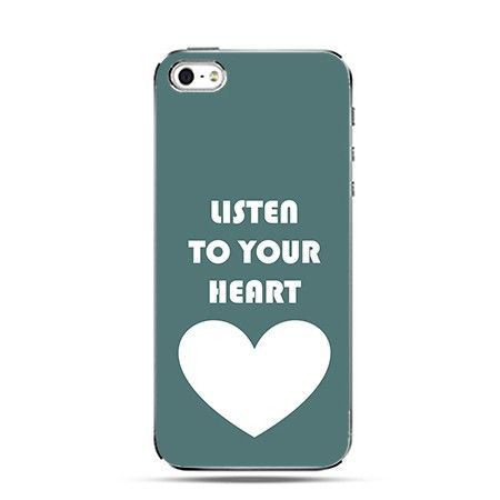 Etui Listen to your heart