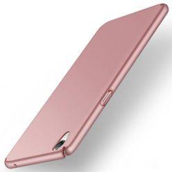 Etui na telefon Sony Xperia XA - Slim MattE - Różowy.