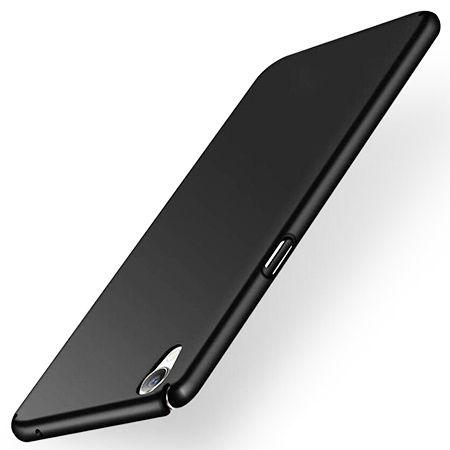 Etui na telefon Sony Xperia XA - Slim MattE - Czarny.