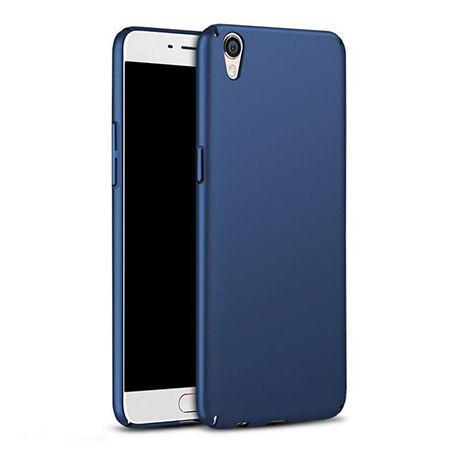 Etui na telefon Sony Xperia L1 - Slim MattE - Granatowy.