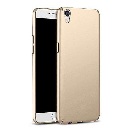 Etui na telefon Sony Xperia L1 - Slim MattE - Złoty.
