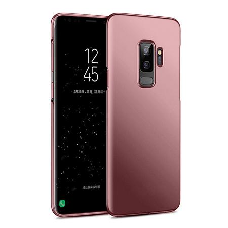 Etui na telefon Samsung Galaxy S9 Plus - Slim MattE - Różowy.