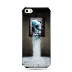 Etui na telefon obraz z wodospadem