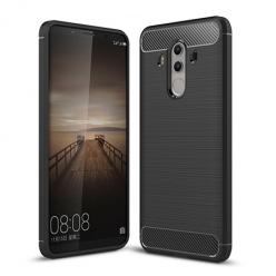 Etui na Huawei Mate 10 Pro - bumper Neo CARBON - Czarny.