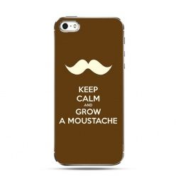 Etui Keep Calm and Grow a Mustache