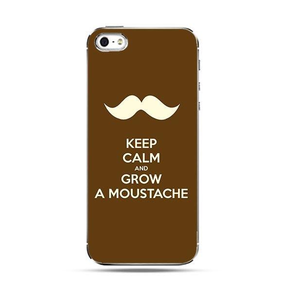 Etui Keep Calm and Grow a Mustache