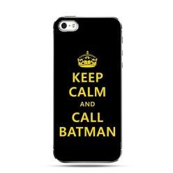Etui Keep Calm and Call Batman