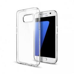 Etui na Samsung Galaxy S7 Spigen Liquid Crystal - Przezroczysty