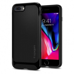 Etui Spigen na iPhone 7 Plus Neo Hybrid - Czarny