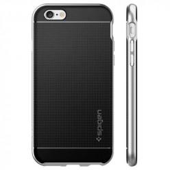 Etui Spigen na iPhone 6 / 6s Neo Hybrid - Srebrny