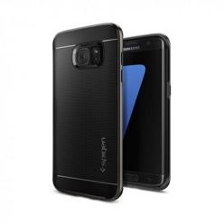 Etui Spigen na Samsung Galaxy S7 Edge Neo Hybrid - Czarny