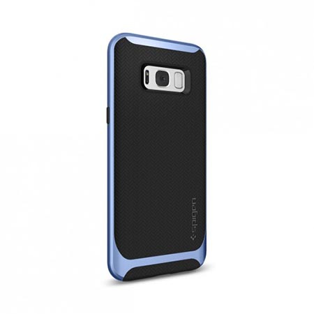 Etui Spigen na Samsung Galaxy S8 Neo Hybrid - Niebieskie