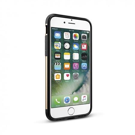 Etui Spigen na iPhone 8 - Tough Armor Złoty