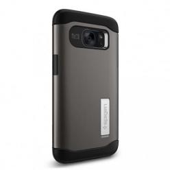 Etui Spigen na Samsung Galaxy S7 - Tough Armor Szary