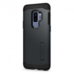 Etui Spigen na Samsung Galaxy S9 Plus - Tough Armor Szary