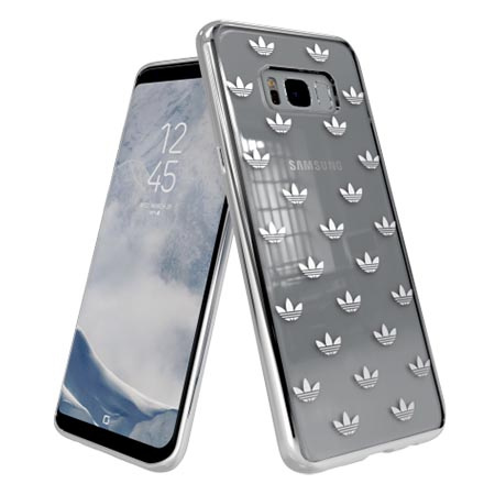 best sneakers cb4e9 0942e Etui Adidas na Samsung Galaxy S8 Plus - Clear Case Bezbarwny
