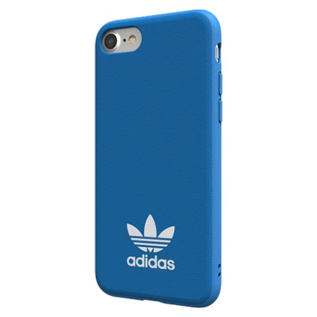 Etui Adidas na iPhone 6 / 6s - Moulded Case Niebieski