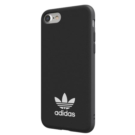 Etui Adidas na iPhone 8 - Moulded Case Czarny
