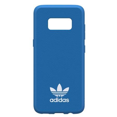 Etui Adidas na Samsung Galaxy S8 - Moulded Case Niebieski