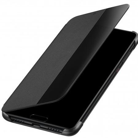 Etui na Huawei P20 View Flip cover - Czarny