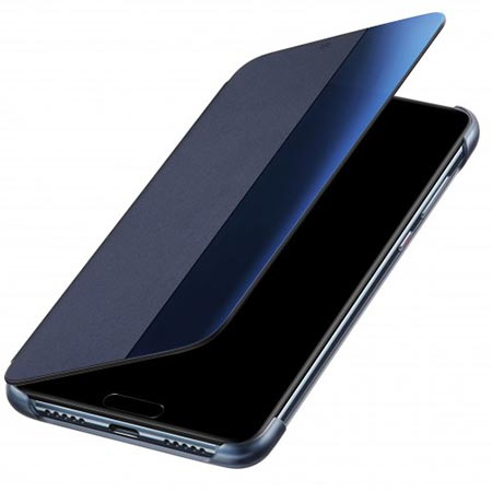 Etui na Huawei P20  View Flip cover - Niebieski