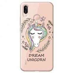 Etui na Huawei P20 Lite - Dream unicorn - Jednorożec.