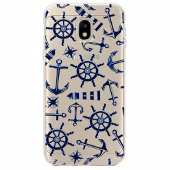 Etui na Samsung Galaxy J3 2017 - Ahoj wilki morskie