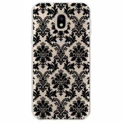 Etui na Samsung Galaxy J3 2017 - Damaszkowa elegancja