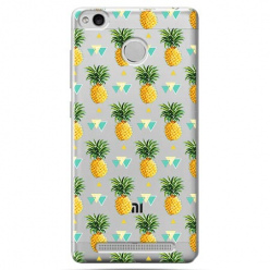 Etui na Xiaomi Redmi 3S - Ananasowe szaleństwo