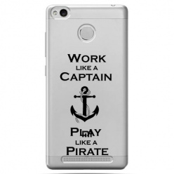 Etui na Xiaomi Redmi 3S - Work like a Captain…