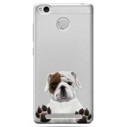 Etui na Xiaomi Redmi 3 Pro - Słodki szczeniaczek.