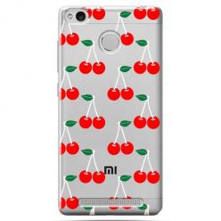 Etui na Xiaomi Redmi 3 Pro - Wiśniowa plejada