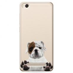 Etui na Xiaomi Redmi 4A - Słodki szczeniaczek.