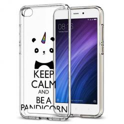 Etui na Xiaomi Redmi 4A - Keep Calm… Pandicorn.
