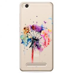 Etui na Xiaomi Redmi 4A - Watercolor dmuchawiec.