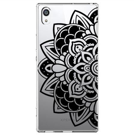 Etui na Sony Xperia XA1 - Kwiatowa mandala