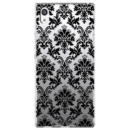 Etui na Sony Xperia XA1 - Damaszkowa elegancja.
