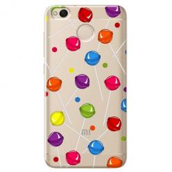 Etui na telefon Xiaomi Note 5A - Kolorowe lizaki.