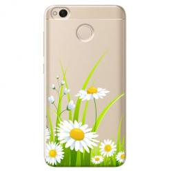 Etui na telefon Xiaomi Note 5A - Polne stokrotki.